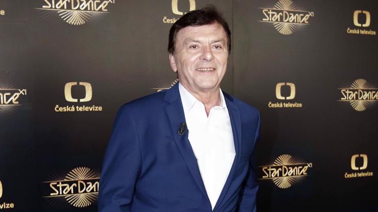 Nejstarší účastník StarDance Pavel Trávníček: Budou se nám posmívat, ale my to uneseme