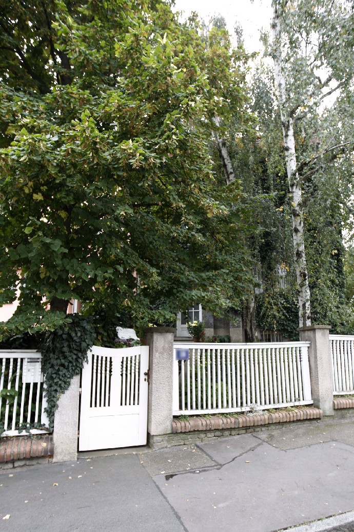Viki, ty máš ale... barák: Jan Antonín Duchoslav zdědil vilu v milionářské čtvrti