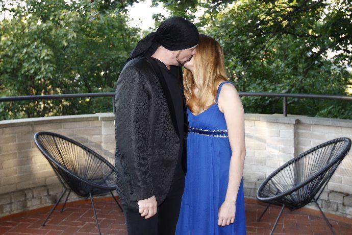 Bohuš Matuš o 29 let mladší manželce Lucii: Vypadám skvěle a dědci mi závidí