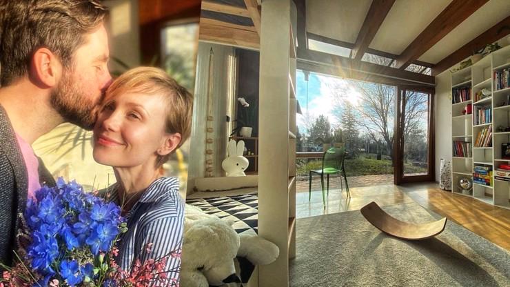Nová láska, nový dům: Vlastina Svátková si vybudovala úchvatné bydlení s vodopádem