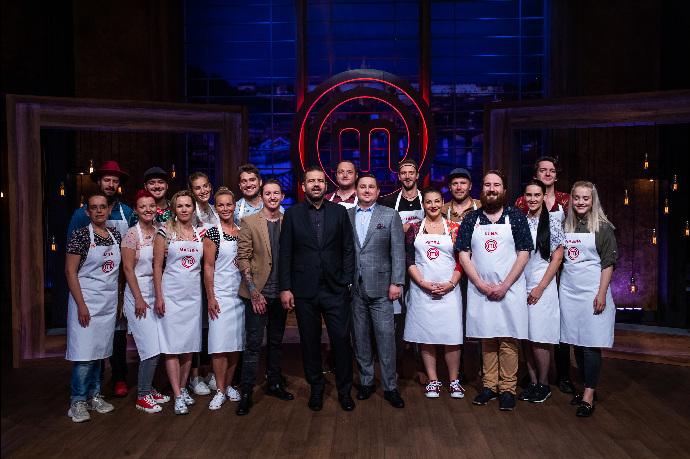 TOP 16 kuchařů v MasterChef Česko čeká vyřazování: Podivný Ital Paolo si zadělá na pořádnou ostudu