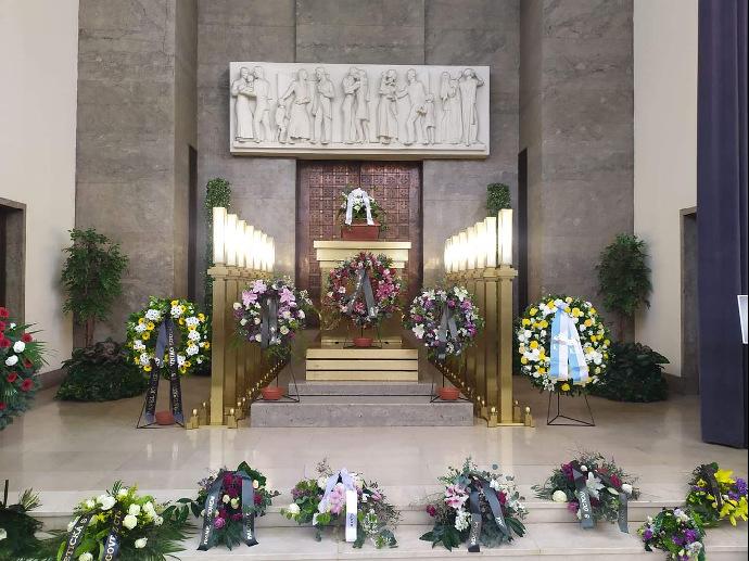 Pohřeb Ivana Havla: Rodina a veřejnost se loučí s uznávaným vědcem