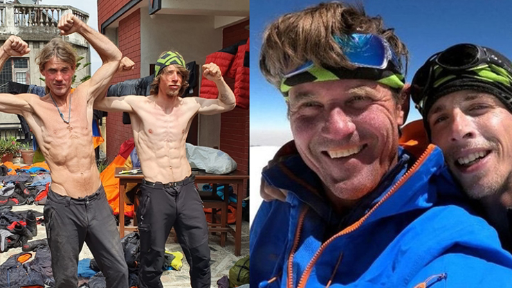 Čekání na zázrak se vyplatilo! Čeští horolezci uvěznění v Himálaji přemohli smrt a poslali vzkaz
