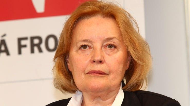 Magda Vášáryová: S Milanem Lasicou před lety přišli o malého syna