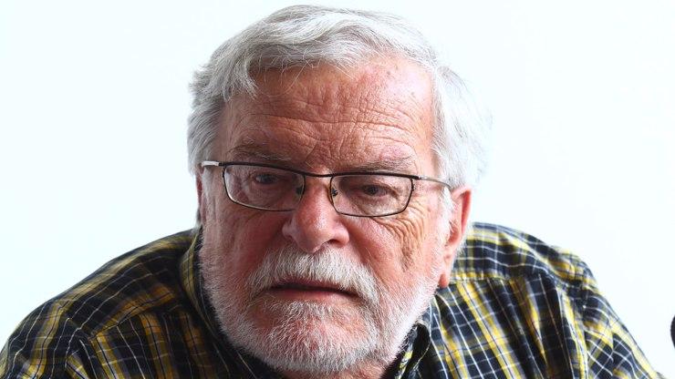 Jan Kačer leží v nemocnici