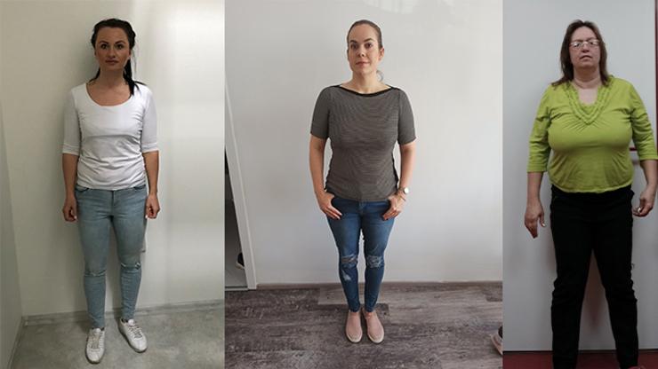 Hubněte s námi: Pětice žen končí první měsíc na dietě. Jak si zatím vedou?