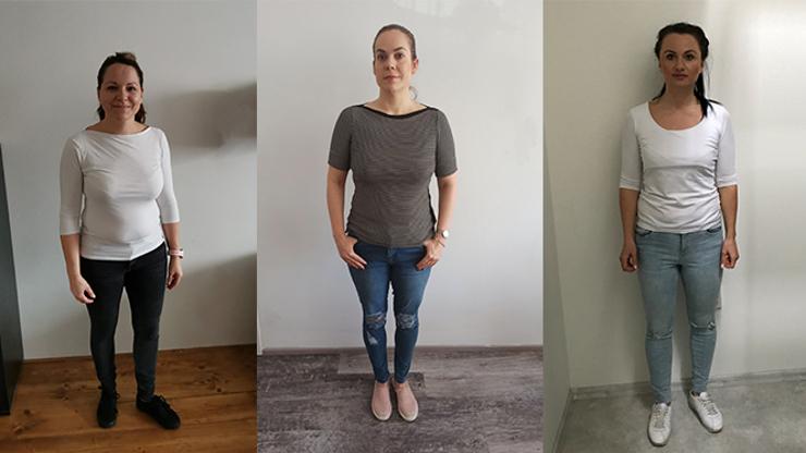 Hubněte s námi: Pátý týden diety je tu a některé ženy přechází do druhé hubnoucí fáze