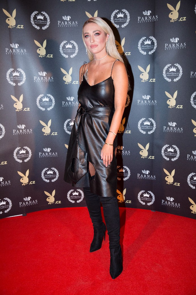 Módní policie Sama Dolce z Playboy party: Výstřihy, kůže, extravagance! Kdo obstál a kdo to může zabalit