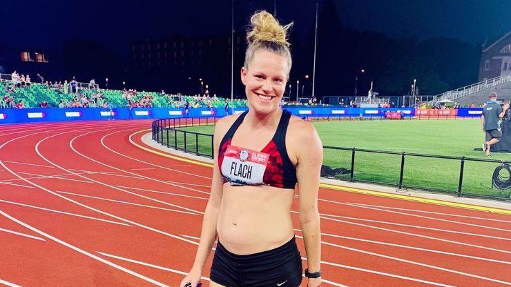 Lindsay šokovala po kvalifikaci na olympiádu: Byla již v osmnáctém týdnu těhotenství