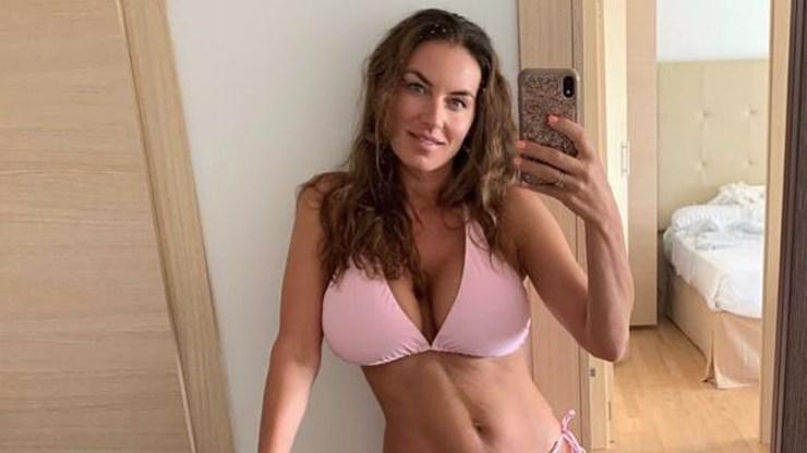 Nejvnadnější Miss Lucie Šlégrová se odvázala: Rok po porodu má postavu bohyně