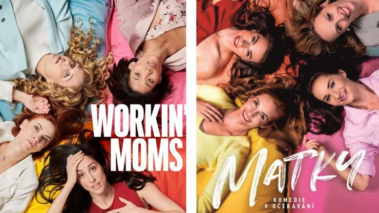 Nový český film Matky vzbuzuje rozpaky: Plakát obšlehli od Netflixu, zlobí se diváci