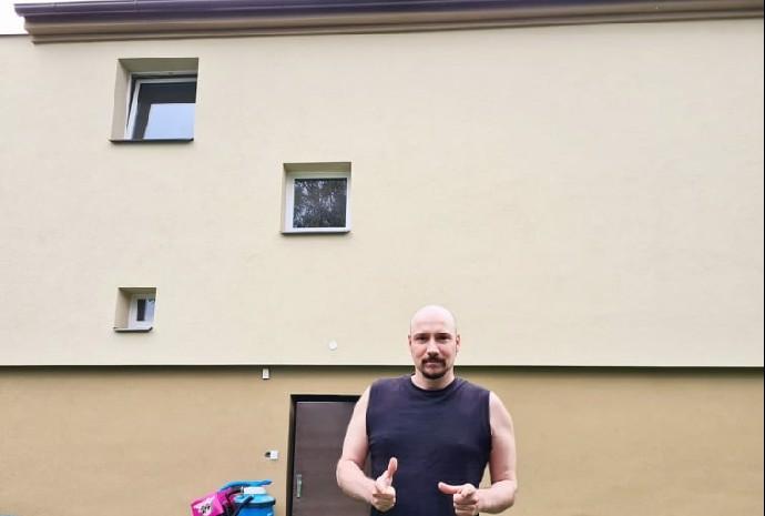 Zase přiletí čáp, Matušovi? Zpěvák Bohuš ukázal nové bydlení: V dětském pokojíku připravil dvě postýlky