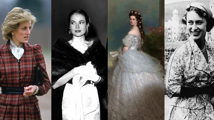 Módní policie: Nejstylovější členky královských rodin. Inspirativní Diana či éterická Grace Kelly