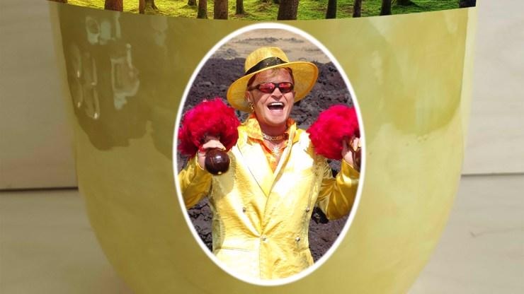 Dan Nekonečný by oslavil 55 let: Ve zlaté urně s lesem čeká na zlatý hrob vedle Gotta