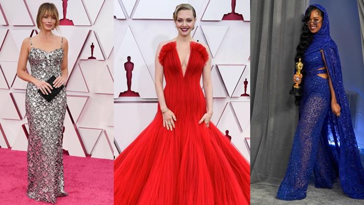 Nejlépe oblékané celebrity letošních Oscarů: Oslnivá Amanda Seyfried i decentní Margot Robbie