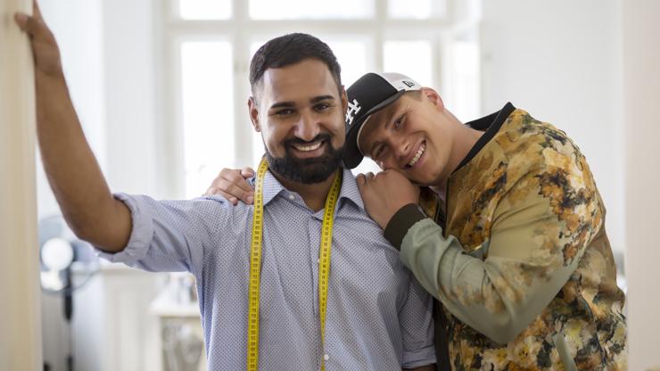 Velká svatební hostina v MasterChefovi: Pavel Berky s přítelem si řeknou své ANO