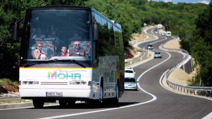Tragédie v Chorvatsku:  Nehoda autobusu si vyžádala 10 mrtvých a 45 zraněných