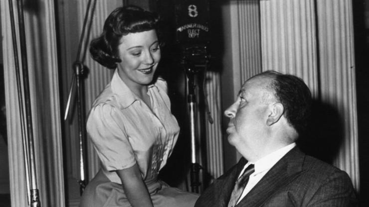 Alfred Hitchcock s dcerou Pat.