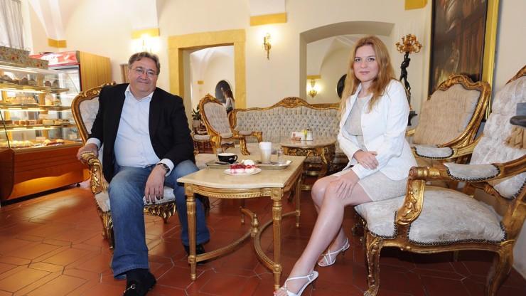 Rozvod aristokratů: Lobkowiczům už manželství neklapalo, rozešli se ale v dobrém