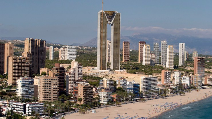 Dostavěli nejvyšší budovu EU:  198 metrů, 47 pater a stovky apartmánů