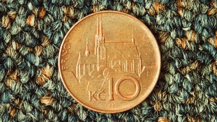 Desetikoruna za čtvrt milionu! Vzácná mince se vydražila v internetové aukci