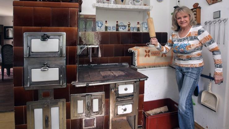 Chalupa Evy Pilarové (†80) jde do prodeje.
