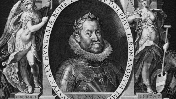 Podivný život Rudolfa II. Panovník bojoval s psychickými problémy, několikrát se chtěl zabít