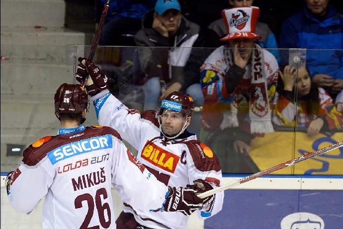 Jaroslav Hlinka se na zápas se Švédy těší.