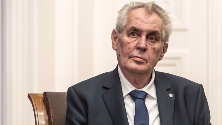 Vystrčil prolomil mlčení: Miloš Zeman není schopen vykonávat prezidentskou funkci
