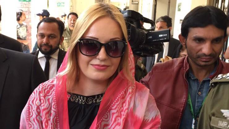 Pašeračka Tereza skáče radostí: Její čekání po třech letech v pákistánské base skončilo
