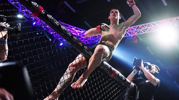 16 výher v řadě! MMA hvězda Dvořák boří UFC, soupeře rozbil v prvním kole