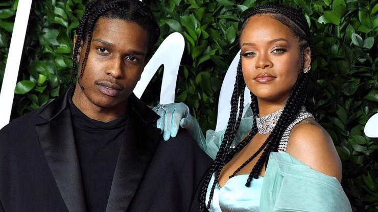 Uznávaný rapper A$AP Rocky je s Rihannou! Je to láska mého života, rozplývá se