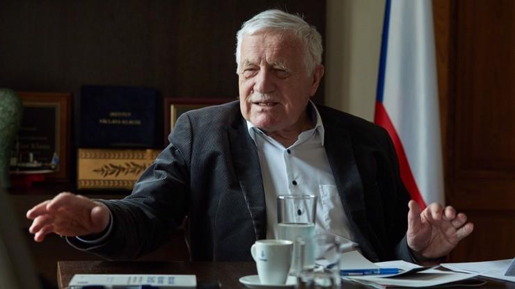 Václav Klaus zůstává v nemocnici: Exprezident pokračuje v léčbě