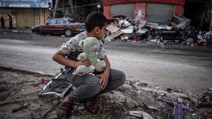 Krev, slzy a smrt: 8 nejemotivnějších fotek z izraelsko-palestinského konfliktu