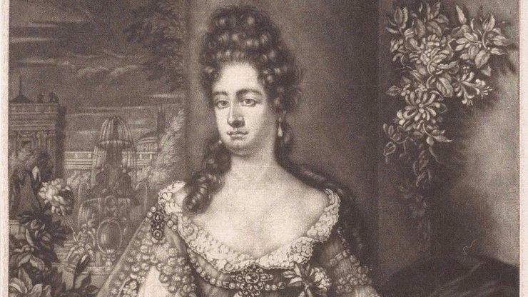 Lesbická panovnice Anna Stuartovna trpěla šílenou obezitou. Její rakev neslo 14 mužů