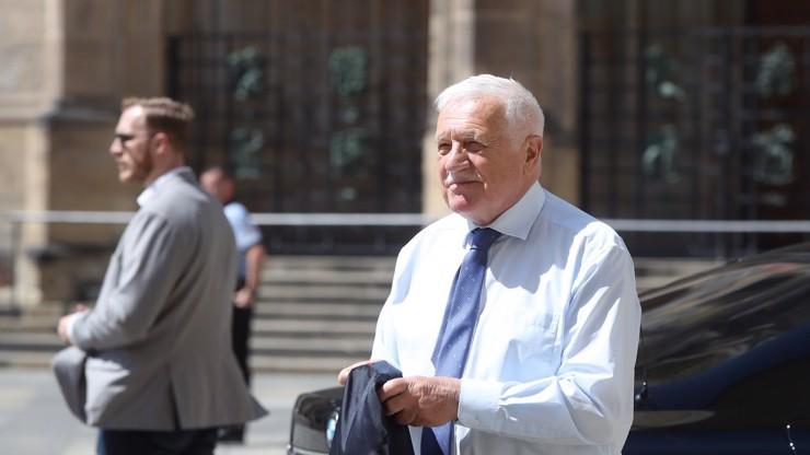 Václav Klaus oslavil osmdesátiny.