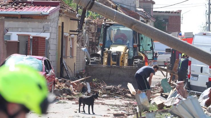 Tornádo zpustošilo Moravu: 10 nejmrazivějších snímků apokalypsy a jak pomoci lidem