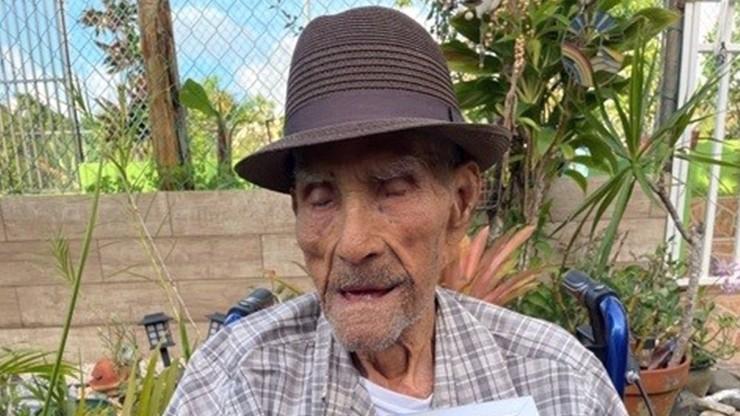 Emilio (112) je nový nejstarší muž planety: 75 let byl ženatý, přežil smrt svých dětí i milované ženy
