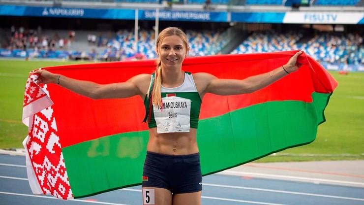 Šokující přepis nahrávky: Trenér radí běloruské atletce skočit z okna, Cimanouská v slzách