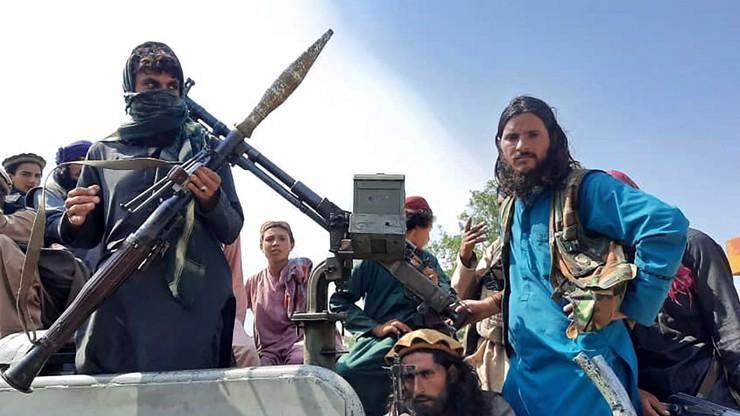 Tálibánští bojovníci v Afghánistánu.