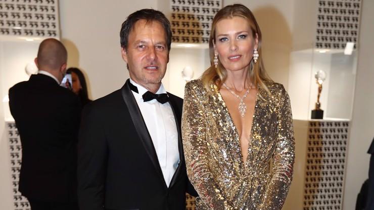 Pavol Habera s partnerkou Danielou Peštovou.