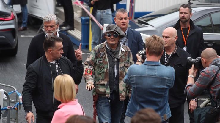 Johnny Depp uvedl ve Varech film Minimata.