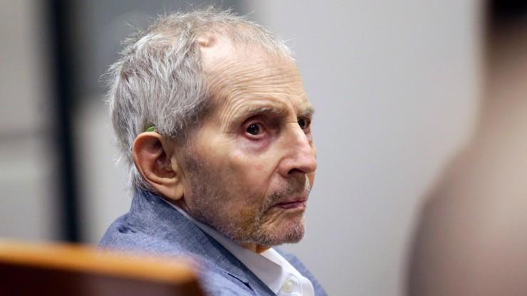 Podivný život vraždícího miliardáře: Durst se ke svým činům přiznal omylem