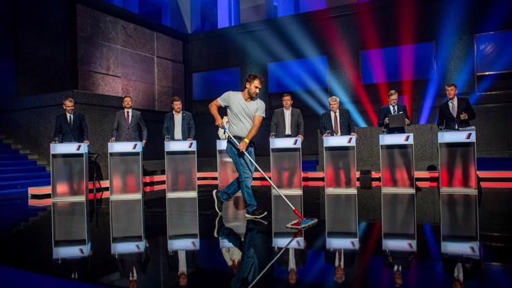 Dostane ČR po volbách nové koště, které dobře mete?