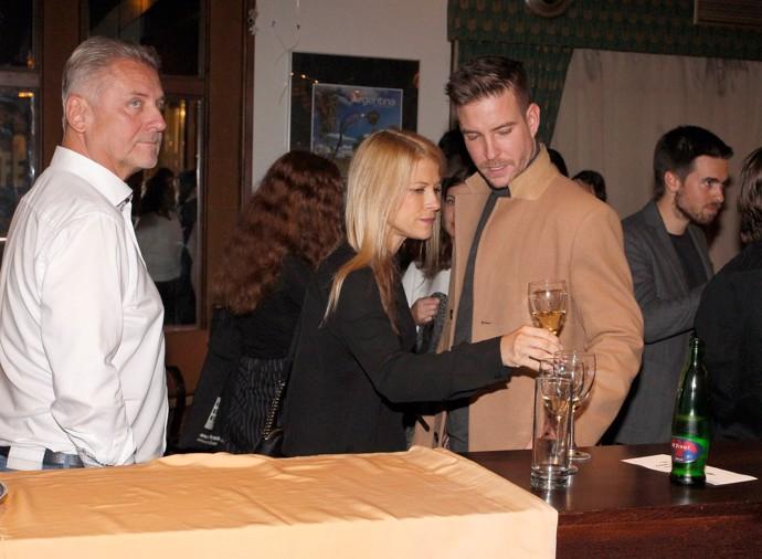 Vladimír Polívka vyvedl novou lásku: Blonďatá kráska Magda s andělskou tváří
