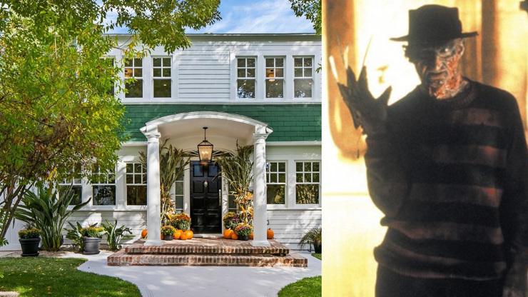 Chcete bydlet v domě hrůzy? Barák z Noční můry v Elm Street je na prodej za 71 milionů korun