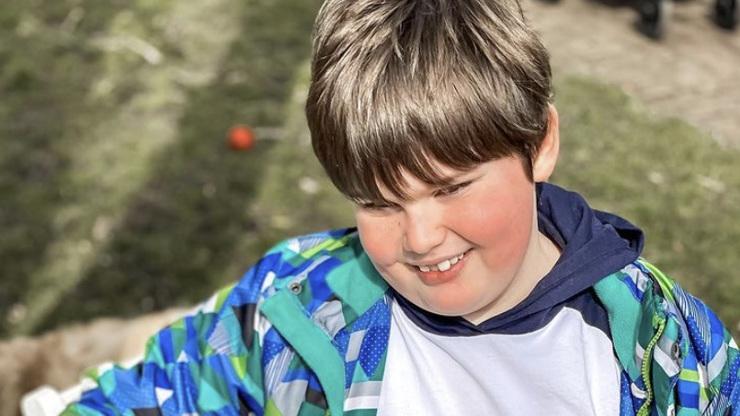 Quentin Kokta v 8 letech váží dvakrát tolik co vrstevníci: Jak se v léčebně zbavuje obezity