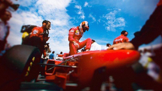 Netflix vydal nový dokument Schumacher.