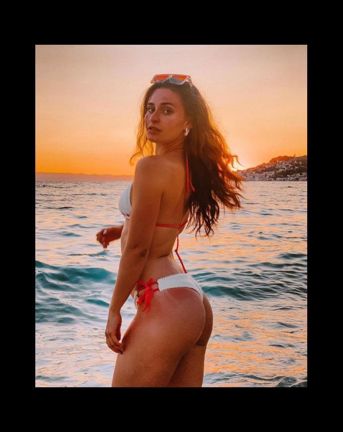Anička Šulcová ukazuje sexy postavičku na Instagramu. Šup s tím na náhleďák, vzkazuje jí Kajumi