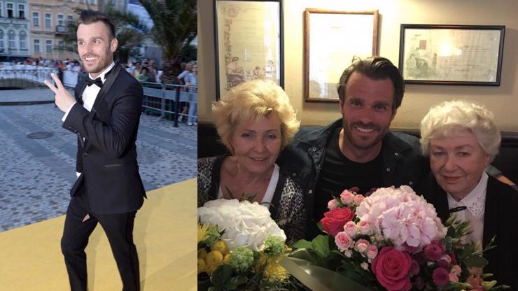 Leoš Mareš se pochlubil dojemnou fotografií! S maminkou a babičkou jim je dohromady 203 let
